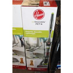 HOOVER AIR STEERABLE PET VACUUM