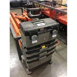 STANLEY FAT MAX MOBILE TOOL BOX