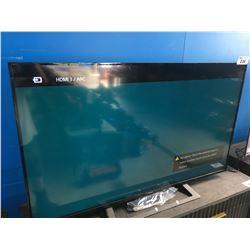 SONY 60 INCH 4K LED SMART TV - CRACK ON PLASTIC FRAME