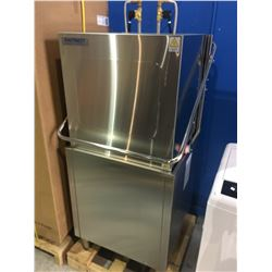 BRAND NEW PATRIOT MODEL PHT-18 3 PHASE, 208 VOLT HIGH TEMP COMMERCIAL DISHWASHER