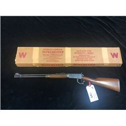 32 WINCHESTER MODEL 94 LEVER ACTION RIFLE WITH ORIGINAL BOX SERIAL #2121656