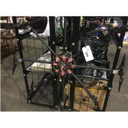 COMMERCIAL GRADE HIGH QUALITY 8 ROTOR DRONE CHASSIS