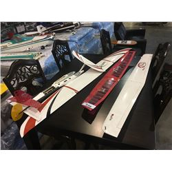 ASSORTED GREAT PLANES GLIDERS