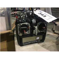 HITEC AURORA 9 - 9 CHANNEL 2.4G FLIGHT REMOTE CONTROL