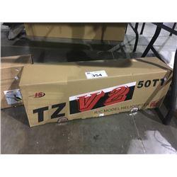 JS TZV250 TT RC MODEL HELICOPTER