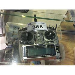 JR X930324 REMOTE - PARTS