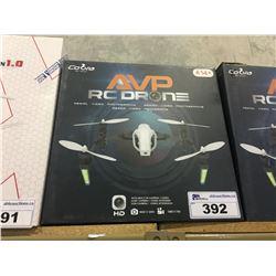 COBRA AVP QUADCOPTER RC DRONE