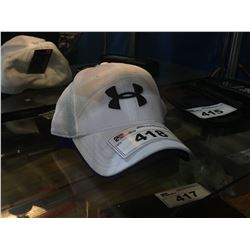 PAIR OF UNDER ARMOR HATS