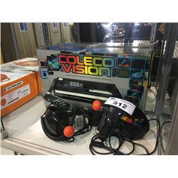 COLECO VISION CONSOLE WITH CONTROLLERS