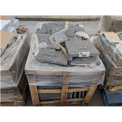 PALLET OF STONE TILE