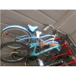 TEAL 18 SPEED BICYCLE