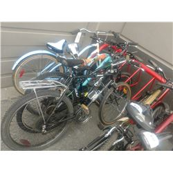 12 SPEED ADVENTURER LE CIRCUIT BLACK BICYCLE