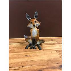"""""""Foxy"""" by Rochelle A. Lombardi"""