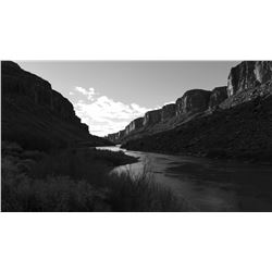 """Colorado River, Moab, UT #3"" by Jay Waters"
