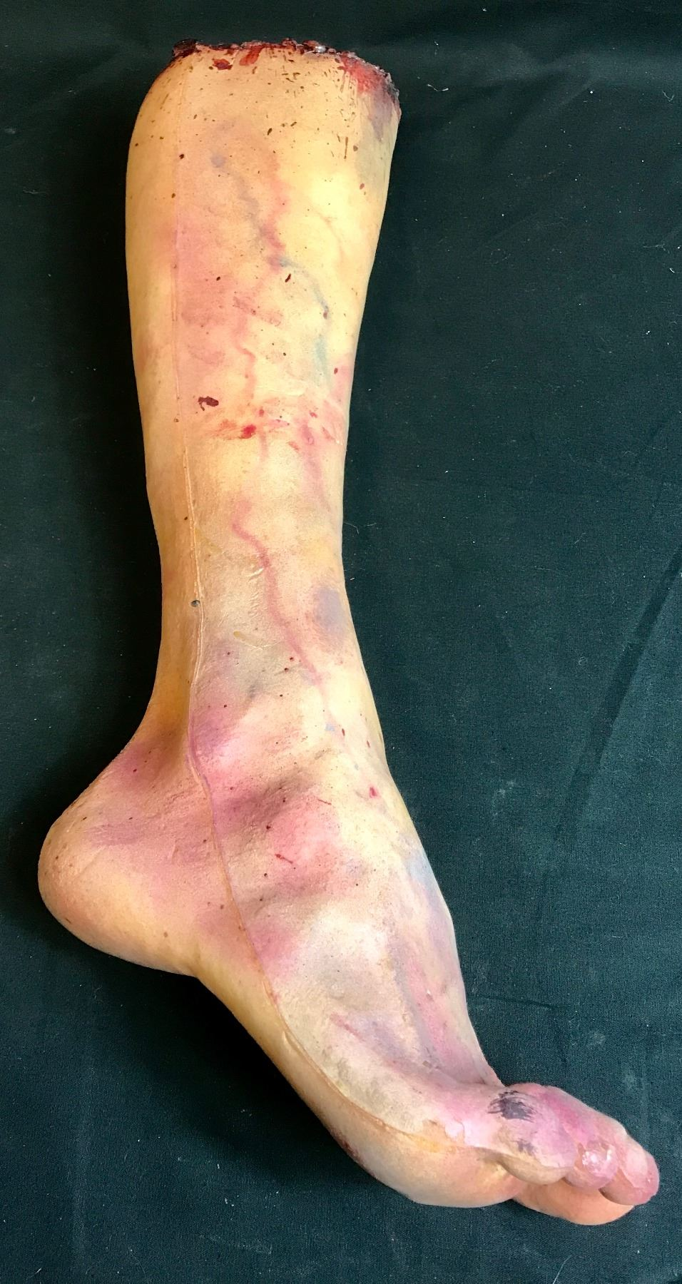 Stranger Things 2016 Special Effects Foot