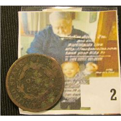 1833 U.S. Large Cent.