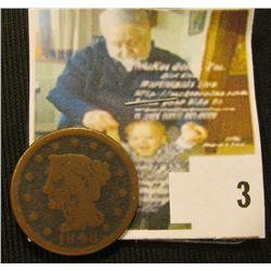 1848 U.S. Large Cent.