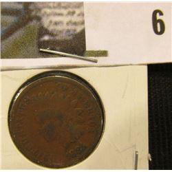1881 U.S. Indian Head Cent. Good.
