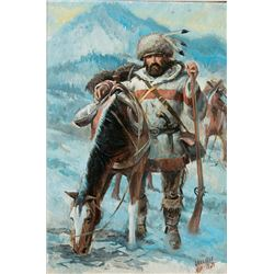 William Ahrendt -Jeremiah Johnson
