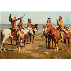David Mann -Delicate Negotiation