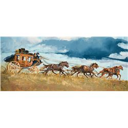 Oleg Stavrowsky -Stagecoach