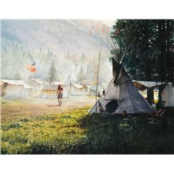 Gordon Snidow -American Camp