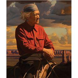 Robert Rishell -Navajo Shepherd