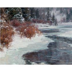 Clyde Aspevig -The Calm of Winter