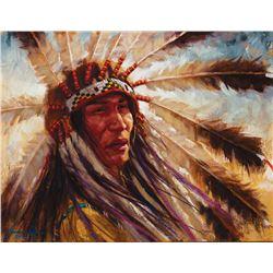 James Ayers -Lakota Strength