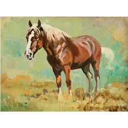 George Browne -Horse