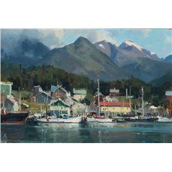 Clyde Aspevig -Sitka, Alaska