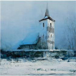 Tibor Nagy -Icy Morning