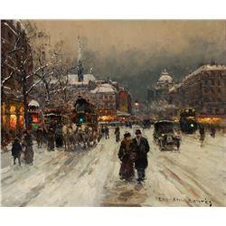 Edouard Cortes -Place St Michel