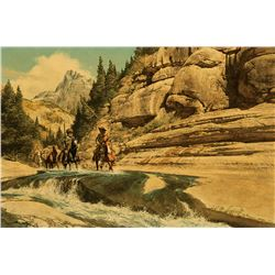 Frank McCarthy -Leaving No Trail