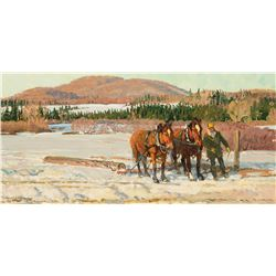 Robert Lougheed -Laurentian Logging