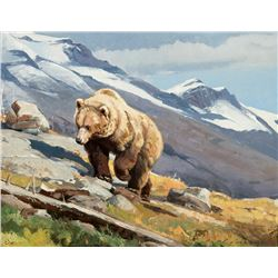 Luke Frazier -High Country Grizzly