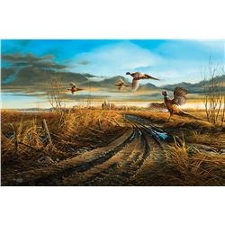 Terry Redlin -Country Road