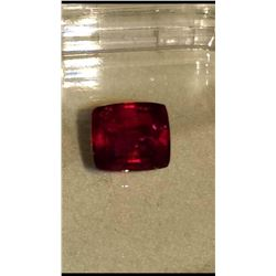 Natural Pigeon Blood / Vivid Red 1.82 Carats Ruby - GRS
