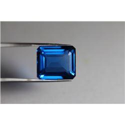 Natural London Blue Topaz 18.25 carats - VVS