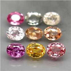 Natural  Fancy Color Ceylon Sapphire 3.19 Cts