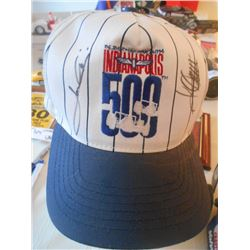 Indy 500 Signed Hat