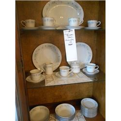 Noritake China service for 12/ LIKE NEW
