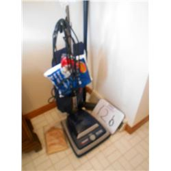 Sanitaire Sweeper WORKS!