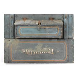 The Mitchell & Lewis Co., Wagon Trunk & Side Panel