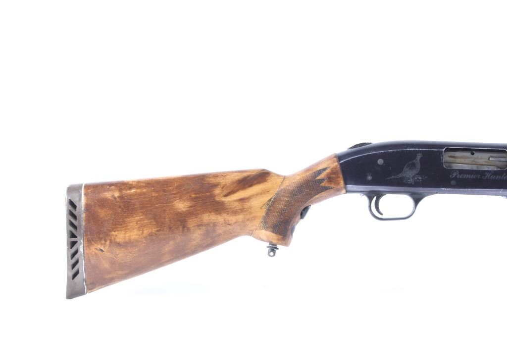 Mossberg New Haven 600AT 12GA Pump Action Shotgun