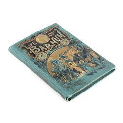 Life of Barnum Salesman Sample Circa 1891
