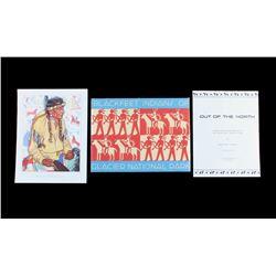 Blackfeet Indians of Glacier by Winold Reiss