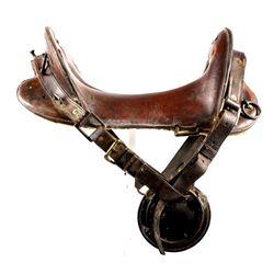 McClellan Military Saddle