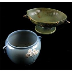 Roseville Primrose & Bushberry Pattern Ceramicware