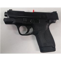 Smith & Wesson M&P Shield 40SW.